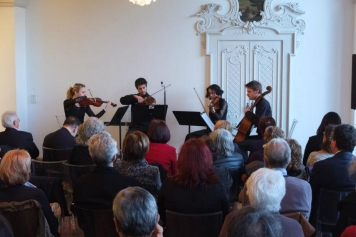 Conservatorio - quartetto 2